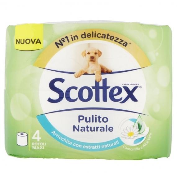 SCOTTEX CARTA IGIENICA