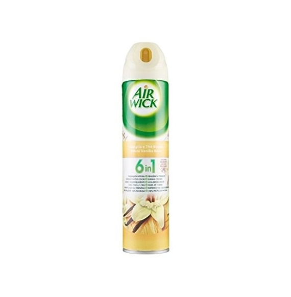 AIR WICK SPRAY 6IN1 VANIGLIA