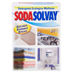 SOLVAY SODA