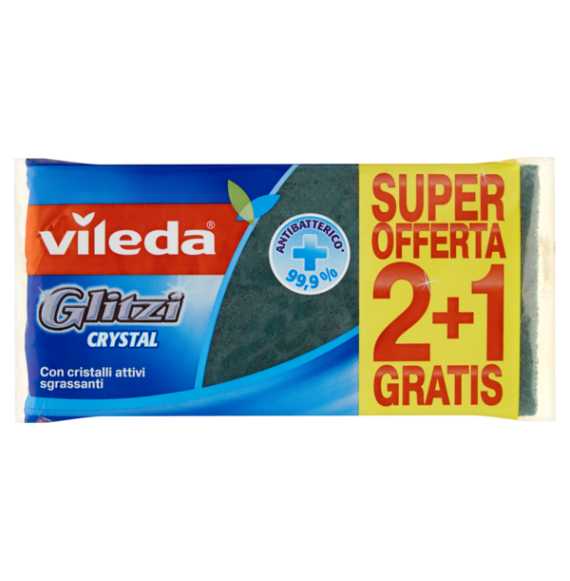 VILEDA  SPUGNETTE