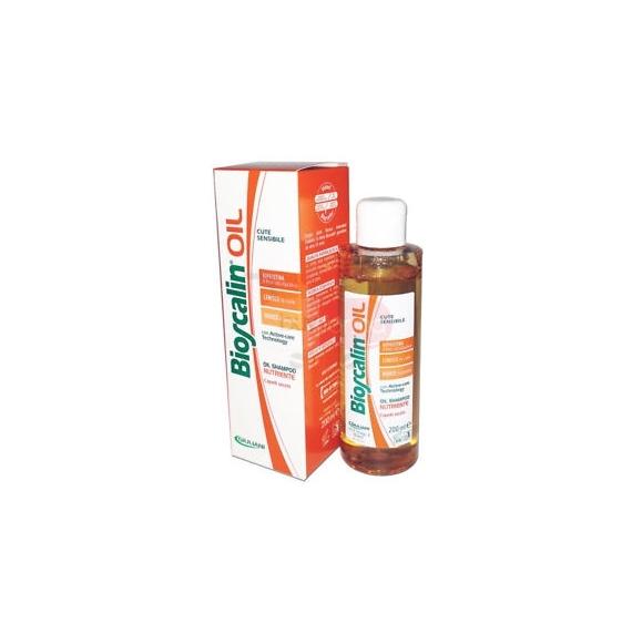 BIOSCALIN OIL-SHAMPOO NUTRIENTE