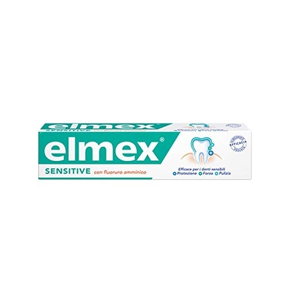 DENTIFRICIO ELMEX 50ML SENSITIVE VERDE