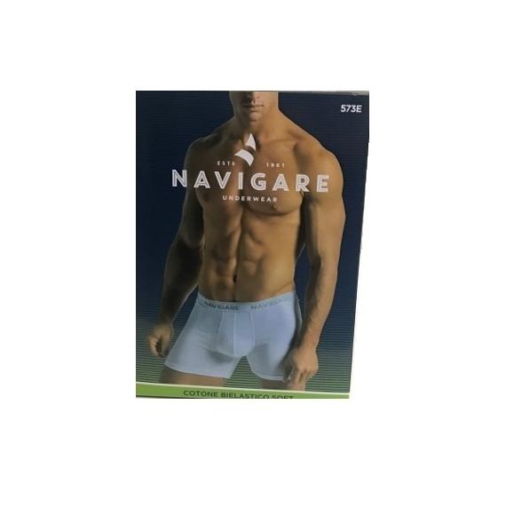 NAVIGARE ART. 573E BOXER TG. 7°/ XXL BIANCO