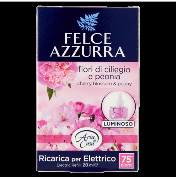 FELCE AZZURRA RICARICA PER ELETTRICO 20 ML CILIEGIO E PEONIA