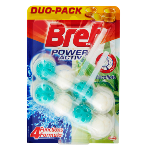 BREF DEO WC POWER ACTIVE EUCALIPTO