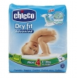 CHICCO PANNOLINI DRY FIT