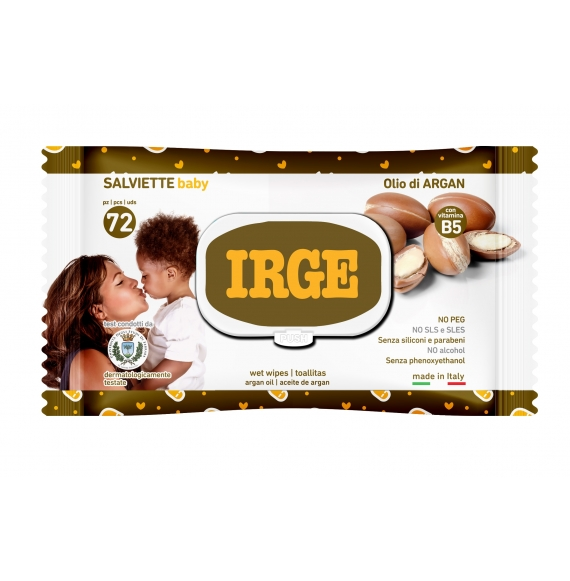 IRGE SALVIETTE MILLEUSI ALL'ARGAN 72 PZ
