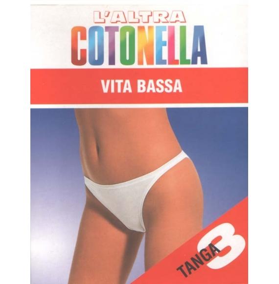 L'ALTRA COTONELLA 3161 TANGA TG. DA 2° A 5° - 3 PZ