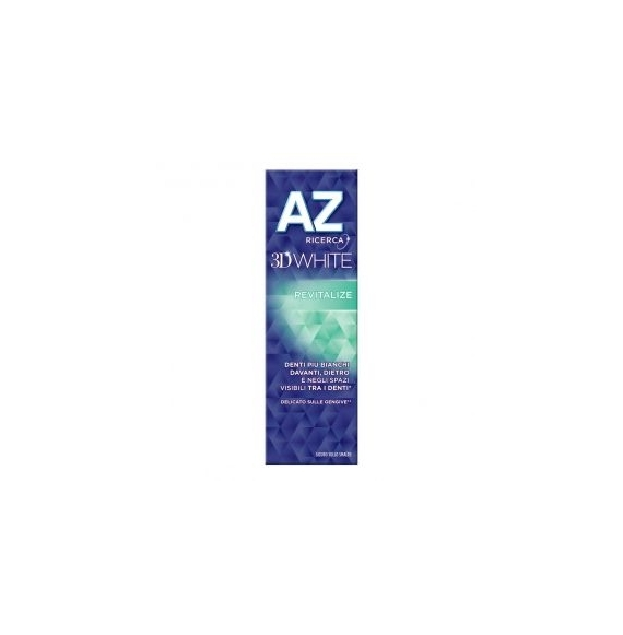 AZ DENTIFRICIO 3D WHITE REVITALIZE 75 ML