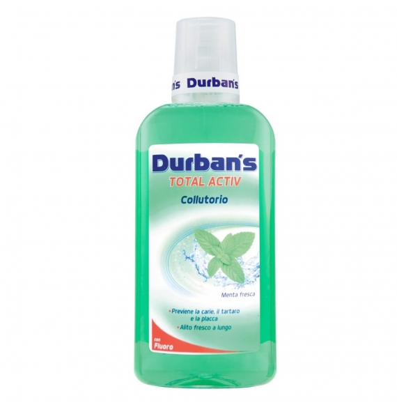 COLLUTORIO DURBANS 500 ML MENTA
