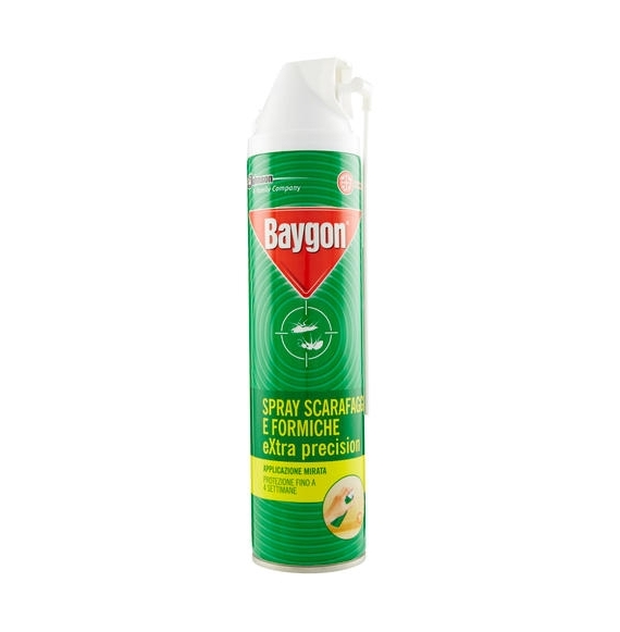 BAYGON SPRAY SCARAFAGGI E FORMICHE EXTRA PRECISION