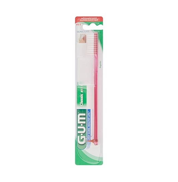 GUM SPAZZOLINO CLASSICO 411