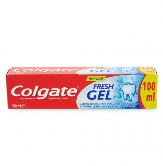 COLGATE DENTIFRICIO FRESH GEL 100ML