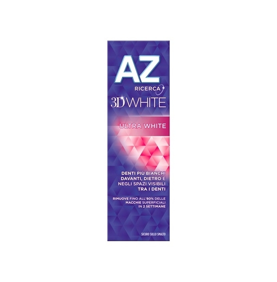AZ 3D WHITE ULTRA WHITE