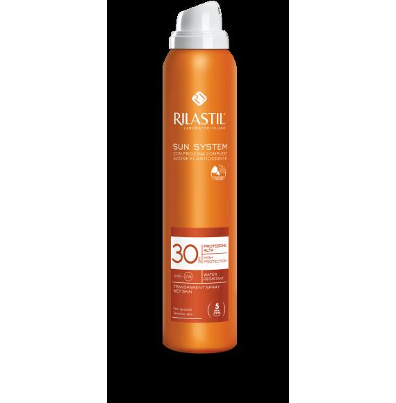 Rilastil Sun System SPF 30 Transparent Spray