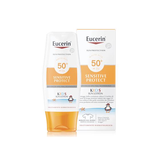 Eucerin Sensitive Protect Kids Sun Lotion SPF 50 150 ML