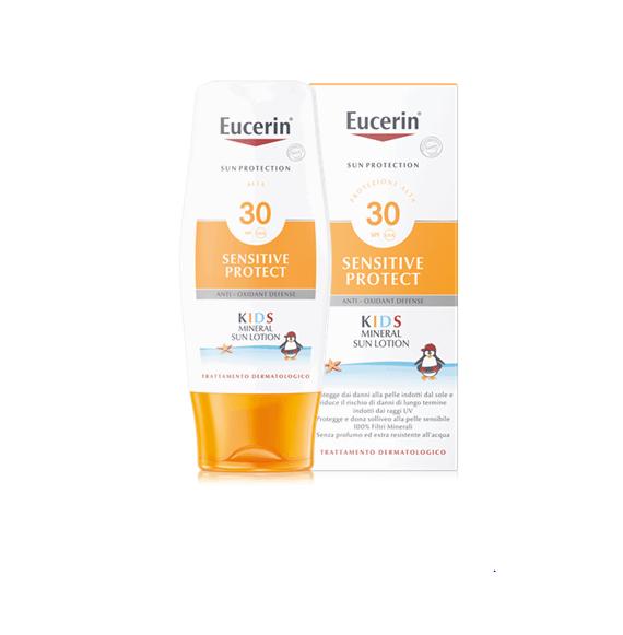 Eucerin Sensitive Protect Kids Sun Lotion SPF 30 150 ML