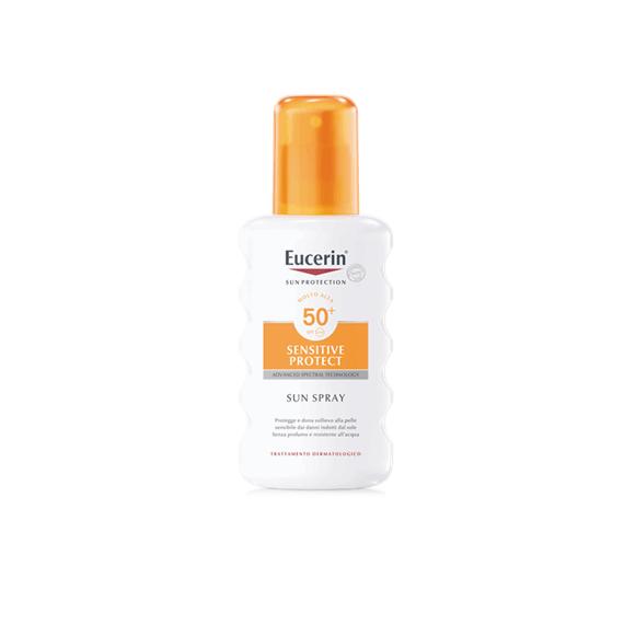 Eucerin Sensitive Protect Sun Spray SPF 50+ 200 ML