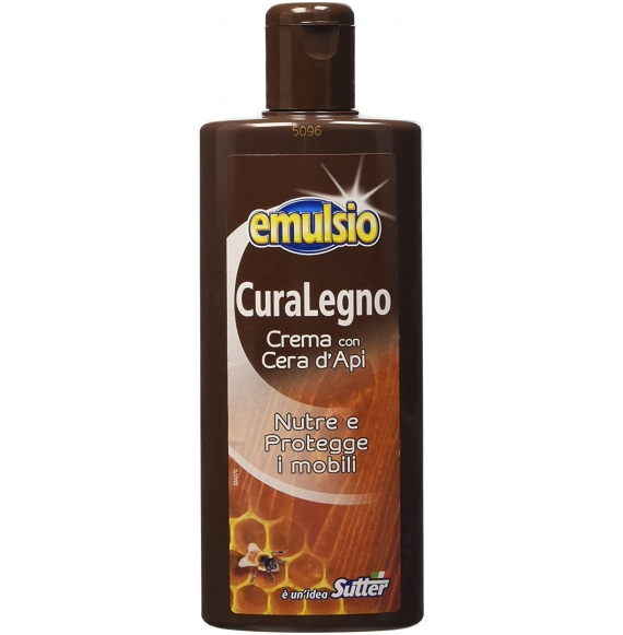 EMULSIO CURA LEGNO CREMA CON CERA D'API 250ML