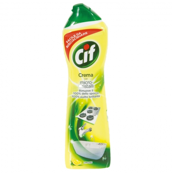 CIF CREMA GIALLO 750ML