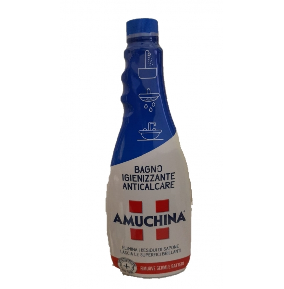 Amuchina Ricarica Bagno Igienizzante Anticalcare 750ml