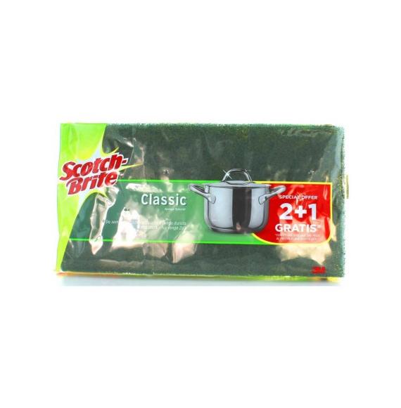SCOTCH-BRITE CLASSIC 3PZ