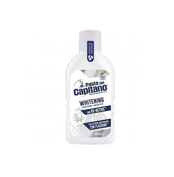CAPITANO COLLUTORIO 400ML WHITENING