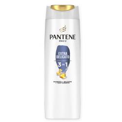Pantene Shampoo Extra Delicato 3 In 1 225 Ml