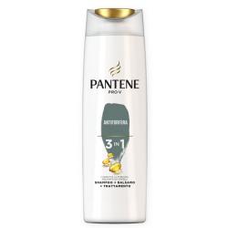 Pantene Shampoo Antiforfora 3 In 1 225 Ml