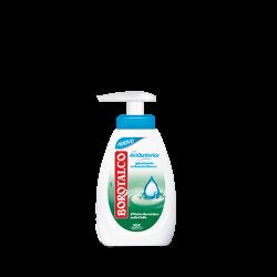 Borotalco Sapone Liquido Antibatterico Igienizzante Al Muschio Bianco 250ml