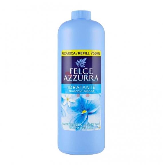 Felce Azzurra Ricarica Idratante Muschio Bianco 750ml
