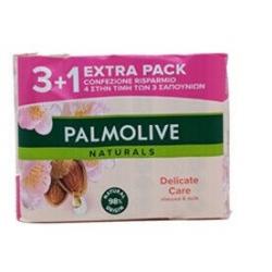 Palmolive Saponette Delicate Care Almond & Milk 4pzx90g