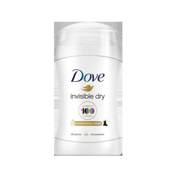 DOVE - DEODORANTE STICK INVISIBLE DRY 30 ML