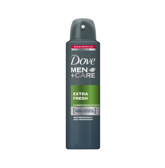 DOVE - DEODORANTE SPRAY MEN+CARE EXTRA FRESH 150 ML