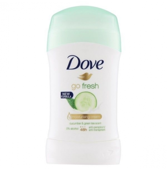 DOVE - DEODORANTE STICK GO FRESH CETRIOLO & TE' VERDE 30 ML
