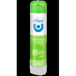 Infasil Deodorante Spray Freschezza Dinamica con Antibatterico 150ml