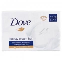 Dove Saponette Beauty Cream Bar 2pz 200g
