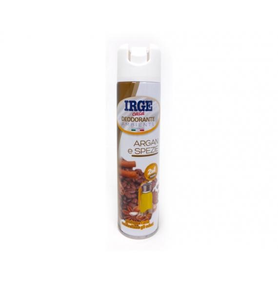 Irge Deodorante Ambiente Argan e Spezie 2in1 300ml