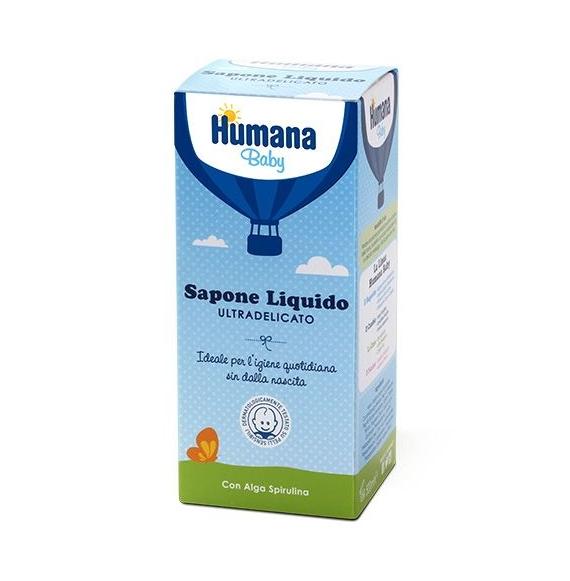 HUMANA SAPONE LIQUIDO ULTRA DELICATO 500 ML