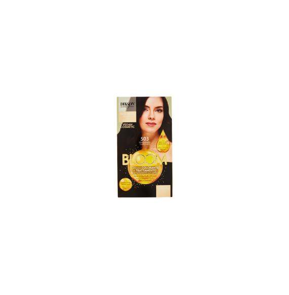 Dikson Bloom Crema Colorante Trattamento Rigenerante per Capelli 730 Biondo Dorato