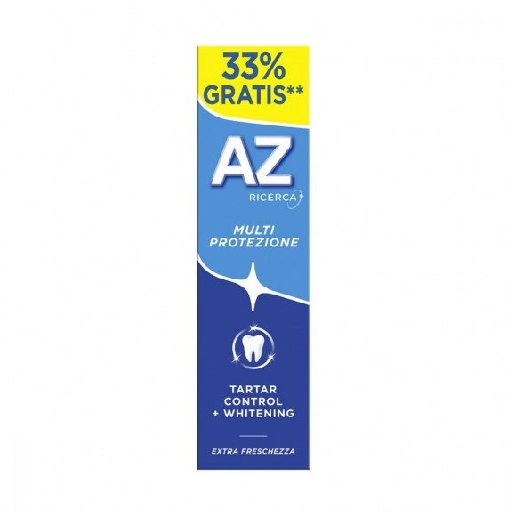 AZ TARTAR CONTROL + WHITENING
