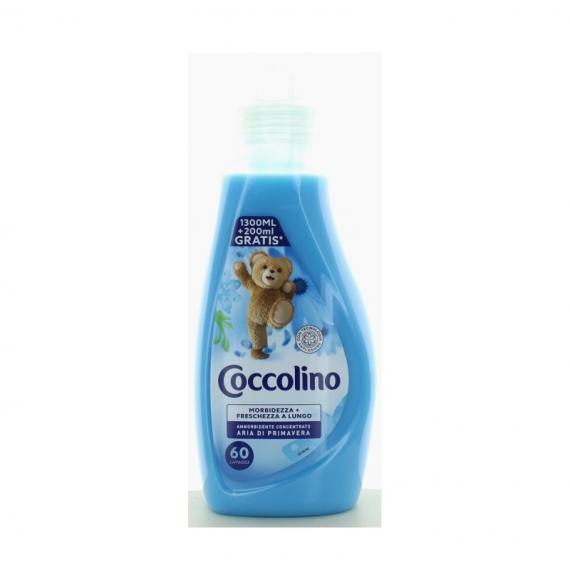 COCCOLINO RICARICA 750ML BLU