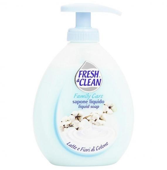 FRESH&CLEAN SAPONE