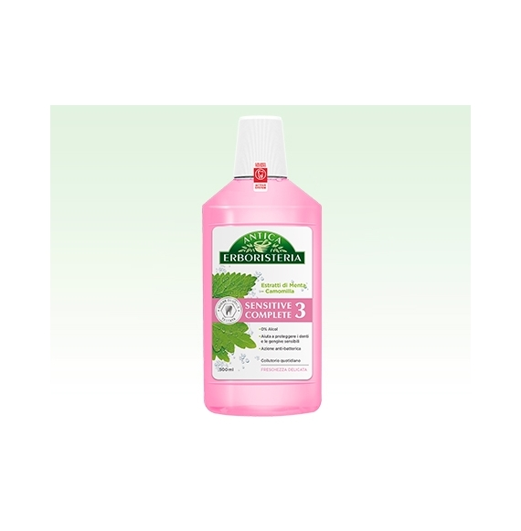 ANTICA ERBORISTERIA COLLUTORIO SENSITIVE 500 ML