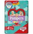 PAMPERS PANNOLINI